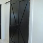 utah custom cabinets closet door