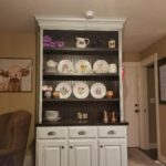 utah custom cabinets kitchen hutch