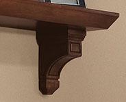 utah cabinets decorative corbels