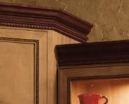 utah cabinets rope moulding