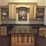 utah custom office cabinets